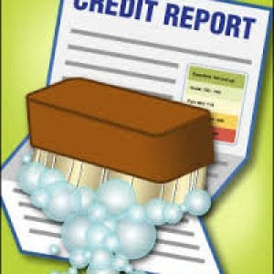 credit-report-scrub-brush