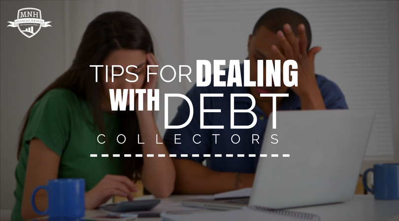 Tips for Dealing with Debt Collectors