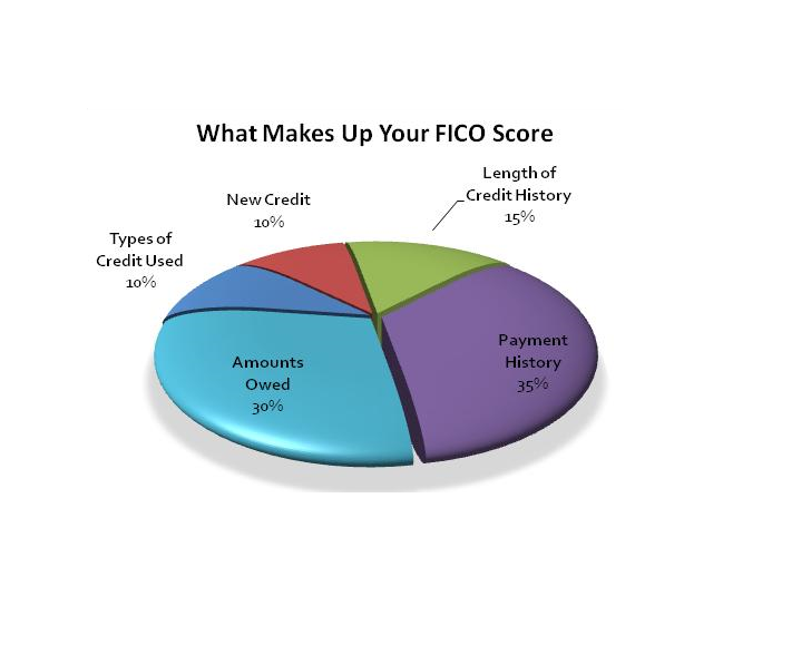 What makes FICO Score?