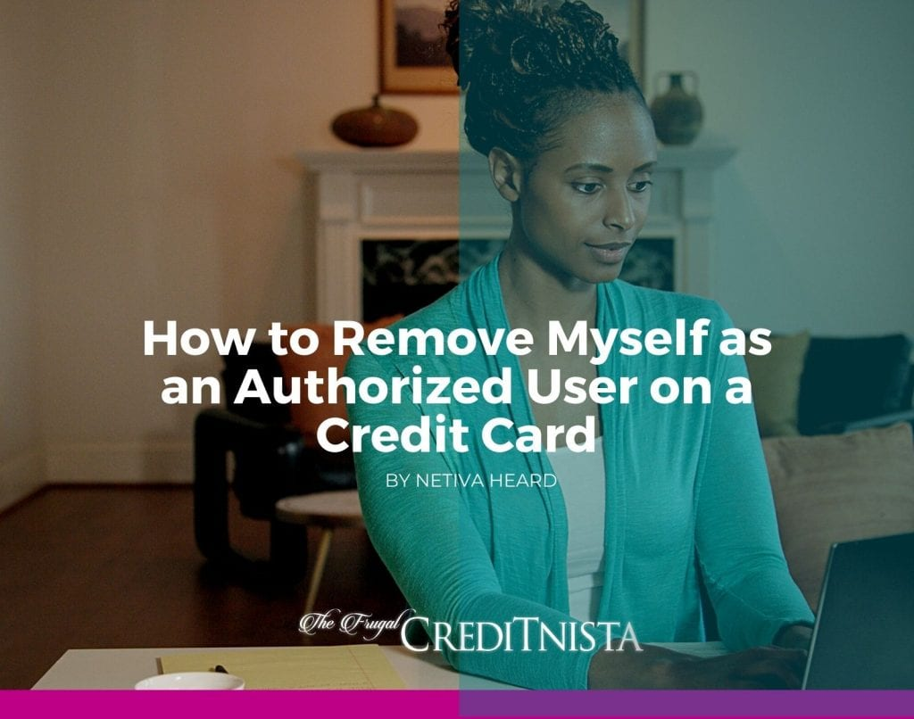 How to Remove Myself as an Authorized User on a Credit Card