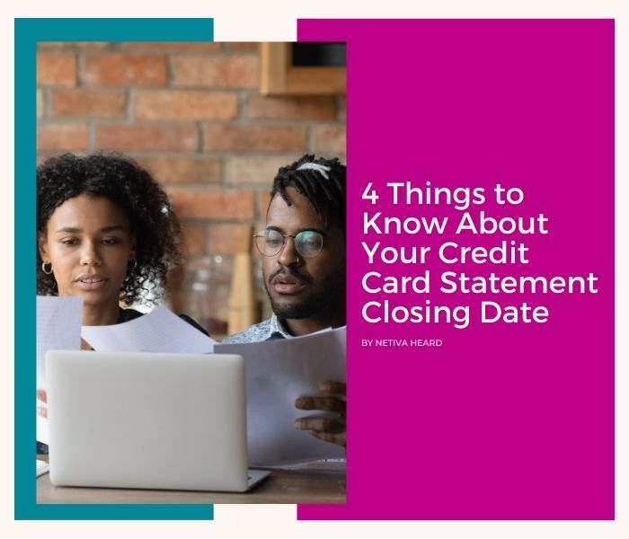 4 Things to Know About Your Credit Card Statement Closing Date